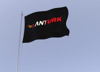 Türk Bayrağı KeyShot bip.715 - 2 - YAKIN